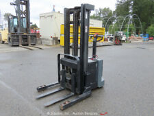 Raymond Rrs30 3K Industrial Walkie Reach Stacker Material Pallet Lift bidadoo