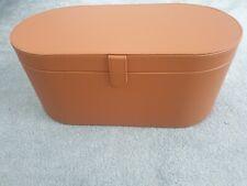 Brown Leather Dyson Hairwrap Box