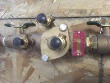 "Watts 009-M3QT Backflow preventer 3/4"""