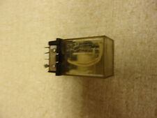 Nte Relay R12-17A with Plug Base, used *Free Shipping*