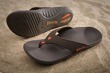 Men's Spenco Total Support Orthotic Flip-Flops Sandals Sz 10