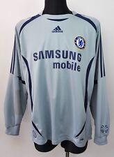 FC CHELSEA Goalkeeper Large Shirt 2006 2007 Goallie Adidas Jersey L London  Cech 2459554ca