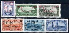 ALAOUITES 1926 Yvert 41-46 * ungebraucht 41€(F3472