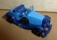 Ü-Ei Oldtimer 1986 Deutschland/EU Cadillac 1931 blau mit Stegteil am Fenster