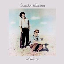 COMPTON & BATTEAU - IN CALIFORNIA   VINYL LP NEU