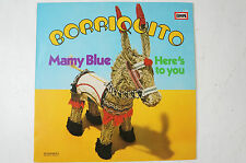 Borriquito Mamy Blue Here's to you The Air Mail LP43
