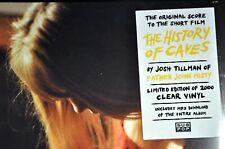 "Father John MISTY Josh TILLMAN Orig '13 12"" US Clear VINYL Record Ltd 2k Sealed"