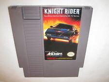 Knight Rider (Nintendo NES) Game Cartridge Excellent