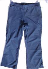 Wonder Wink plus women's 2X navy blue scrub pants