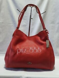 COACH Edie Multi-Compartment Shoulder Bag