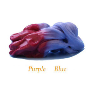 Temperature Change Turns Colour Slime Magic Putty Clay Toy Kids Plasticine d35