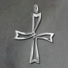 Beauty Modeschmuck-Halsketten & -Anhänger für Damen-Kreuz-Motiv