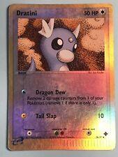 FREE SHIPPING Dratini 26/97 Uncommon Reverse Holo EX Dragon Pokemon