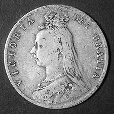 Great Britain 1892 Half Crown - Silver (13.6 gr, 32 mm) KM#764
