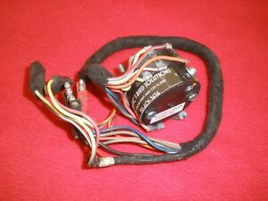 LINCOLN CONVERTIBLE PARTS - LINCOLN CONVERTIBLE ROTARY LIMIT SWITCH-THUNDERBIRD