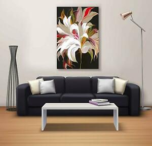 Wall Painting Floral Modern Canvas Beautiful Painting Portraits Hotels Wall