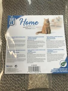 Catit Scratching Board for Cats & Kittens with Catnip Patterned Lounge Scratcher