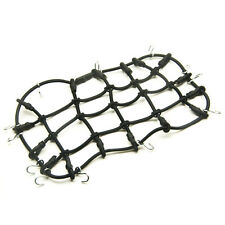 Roof Rack Cargo Elastic Net w/ Hooks For RC 1/10 AXIAL SCX10 RC4WD Car Truck