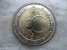 BELGIO 2013 2 EURO FDC UNC 100° ANNIV.ISTIT. METEOROLOGICO REALE BELGIUM BELGIEN