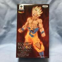 Dragon Ball Z BLOOD OF SAIYANS SON GOKOU Super Saiyan Goku Figure