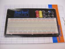 ZY-201 Solderless Electronics Breadboard / Protoboard : 830 Tie Points