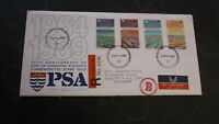 OLD SINGAPORE STAMP ISSUE REGISTERED FIRST DAY COVER, 1989 PORT OF SINGAPORE