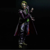Play Arts 27cm JOKER Character in the Movie Batman Action Figure Model