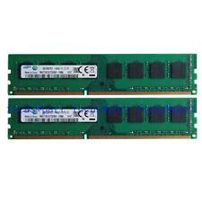 16GB 2x 8GB DDR3 1866MHz 240pin PC3-14900 CL11 DIMM Desktop Ram Only AMD Memory