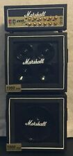Marshall Stacked Mini Guitar Amp Amplifier Replica