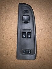 ✅03-06 GM SILVERADO SIERRA REG EXT CAB DRIVER LEFT MASTER POWER WINDOWS SWITCH