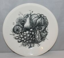 """Wedgwood Etruria & Barlaston - 9 3/4"""" Freedom from Hunger Campaign plate/N.K.667"""