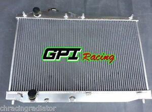 52 mm radiatore alluminio 2000-2009 For Honda S2000  02 03 04 05 06 07 08 MT