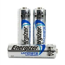 20 x ENERGIZER ULTIMATE LITHIUM AA BATTERIES 1.5V LR6 L91 DIGITAL CAMERA XBOX