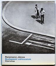 BUDAPESTI VALTOZATOK, J. REISMANN 1971. Hongrie Photographie, Histoire Budapest