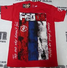 Fedor Emelianenko Signed Walkout Shirt PSA/DNA COA StrikeForce Pride Rizin M-1 S