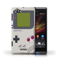 Étuis, housses et coques Sony Xperia L pour téléphone mobile et assistant personnel (PDA) Sony