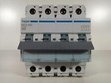 Interruptor automático magnetotérmico Hager ND 440A D40 40A