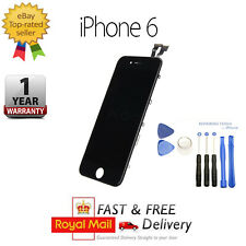 NEW Retina LCD & Digitiser Touch Screen Assembly Replacement FOR iPhone 6 BLACK