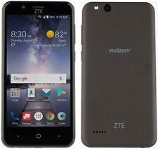 "ZTE Blade Vantage 5"" - 16GB   Prepaid LTE Verizon Smartphone, Black - Brand New"