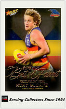 2017 AFL Footy Stars Trading Card Best & Fairest BF1 Rory Sloane (Adelaide)
