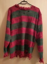 Freddy Krueger Replica Sweater Pullover