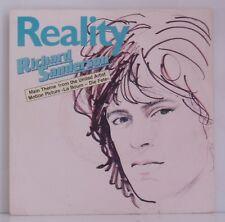 "7"" Richard Sanderson reality/Cook poiché BOOKS Your Eyes Carrere 1986"