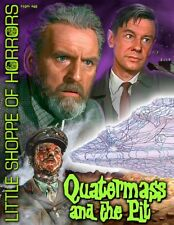 LITTLE SHOPPE OF HORRORS #40 Hammer Films QUATERMASS AND THE PIT John Carpenter!