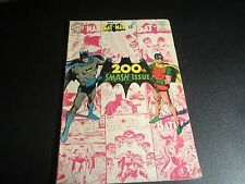 BATMAN #200 ORIGINAL SERIES 1ST NEAL ADAMS WORK ON SERIES JOKER CAMEO!!