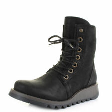 FLY London Lace Up Ankle Boots for Women