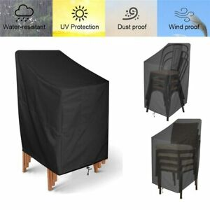Waterproof Patio Chair Outdoor Garden Furniture Lounge Seat Protection Cover
