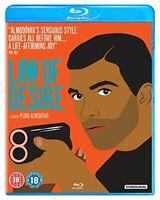 Law Of Desire [Blu-ray] [2017] [DVD][Region 2]