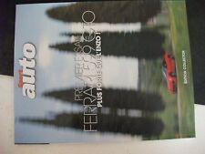 ** Revue Sport Auto n°581 Audi RS5 / Lamborghini Reventon / Ferrari 599 GTO