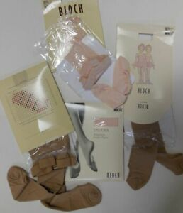 BLOCH BALLET Adaptatoe Tights 4 COLORS offered  CH ADULT T0935G T0935L