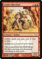 MTG Goblin Warchief 2006 Friday Night Magic DCI FOIL Promo NM Dominaria Legal